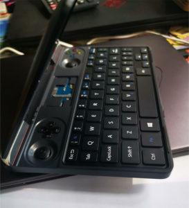 GPD WIN MAX キーボード