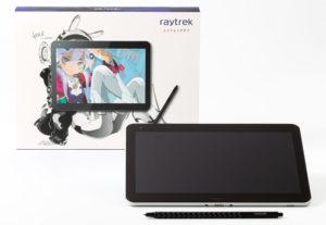 raytrektab UMPC 比較