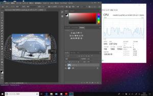 OneMix 3s photoshop