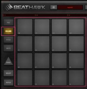 iOS BeatHawk 使い方