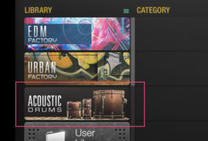 iPad ドラム 打ち込み 音源