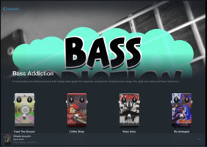 iPad bass 打ち込み 音源