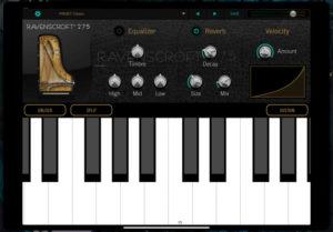 iPad ピアノ 打ち込み 音源
