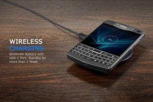 BlackBerry風 TITAN