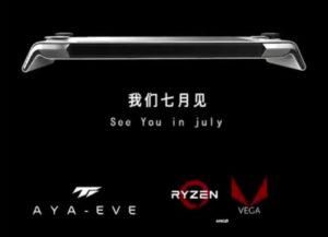 AYA Handheld Game Console AYA-EVE スペック