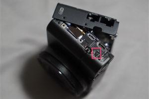 RX100 M4 修理