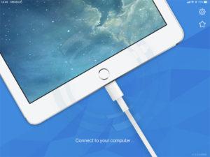 GPD WIN Max サブディスプレイ iPad