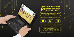 GPD WIN Max 2021