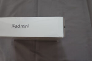 iPad mini 6 実機 レビュー