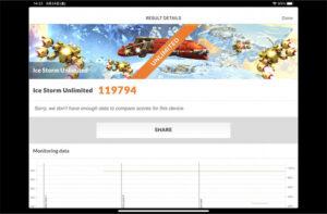 iPad mini 6 Ice Storm Unlimited